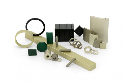 Range of Permanent Magnets and Magnet Assemblies